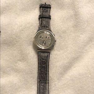 Swatch Irony Watch in Grey